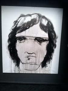 """Portrett 2"" by Aóalheióur Pórhallsdóttir."