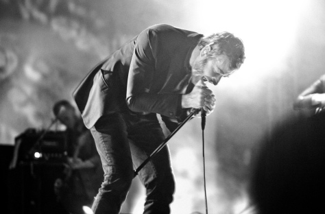 Matt Berninger is the frontman and lead vocalist for indie rock band The National.