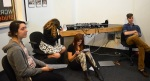 Delaney, Melaina and Megan prep for the Iceland Airwaves preview show