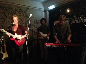 CeaseTone at Frederiksen / 6 November 2014