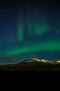 Icelandic Northern Lights