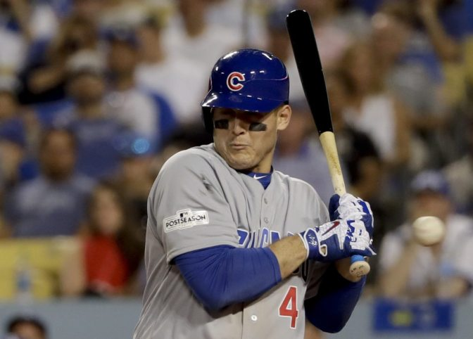Will the Dodgers Turn The Tables On The Cubs?