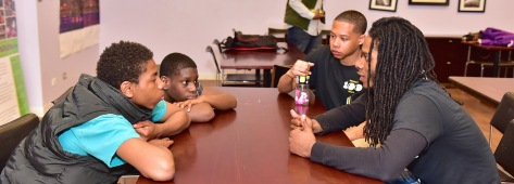 100BMC Youth Images, Photography by LeVern A. Danley III