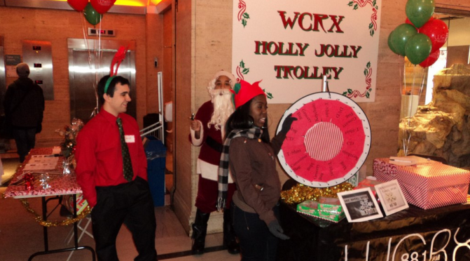 Columbia College Chicago Holiday Tradition Continues