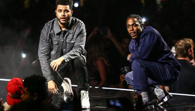 """Pray For Me"" – Kendrick Lamar & The Weeknd"