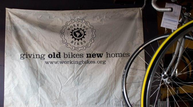 Working Bikes in Chicago